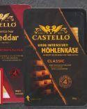 Schnittkäse von Castello