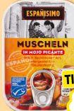 Muscheln von Españisimo