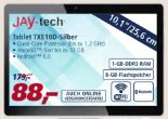 Tablet TXE10D-Silber von Jay-Tech