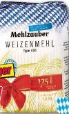 Mehlzauber Weizenmehl Type 405 von Scheller Mühle