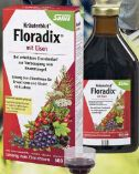 Kräuterblut Floradix von Salus