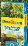 Aktiv Gartenpflanzerde von Floragard