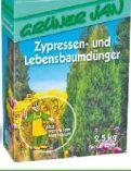Zypressen-und Lebensbaumdünger von Grüner Jan