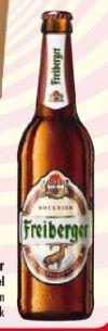 Bockbier von Freiberger