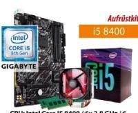 Aufrüstkit Core i5 8400 von Intel