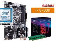 Aufrüstkit Core i7 8700K von Intel