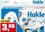 Super Vlaush Toilettenpapier von Hakle