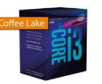 Prozessoren CoreTM i3-8100 von Intel
