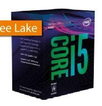 Prozessoren CoreTM i5-8400 von Intel