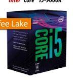Prozessoren CoreTM i5-9600K von Intel