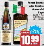 Kräuterlikör von Fernet Branca