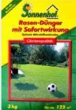 Rasendünger von Sonnenhof
