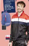 Herren-Trainingsanzug von Donnay