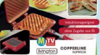 Toasterpfanne Flipwich von Livington