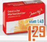 Deutsche Markenbutter von Jeden Tag
