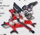Zug-Kapp-Gehrungssäge TC-SM 2131 Dual von Einhell