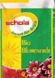 Bio Blumenerde von Schola