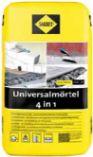 Universalmörtel 4in1 von Sakret