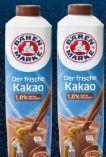 Der frische Kakao von Bärenmarke