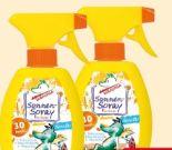 Sonnenspray für Kinder LSF 30 von Tabaluga