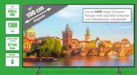 Ultra HD-TV UE40NU7199UXZG von Samsung