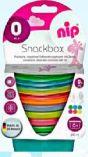 Snackboxen 6er-Pack von Nip