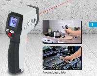IR-Thermometer IR 500-12S von Voltcraft