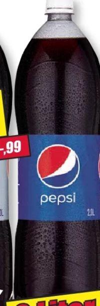 Light Limonaden von Pepsi