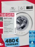 Waschmaschine WM 16 W 591 von Siemens