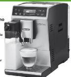 Kaffeevollautomat Autentica Cappuccino Etam 29.660 SB von DeLonghi