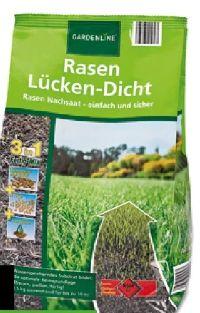 Rasen Lücken-Dicht von Gardenline