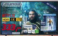Ultra-HD-LED-TV 49 VLX 600 von Grundig