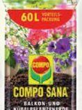 Balkon-Kübelpflanzenerde von Compo Sana