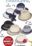 Sommerhüte von Vivess