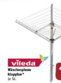 Wäschespinne Klappbar von Vileda