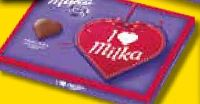 Pralinés von Milka