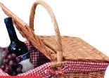 Picknickkorb von Kesper