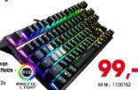 Mechanische Gaming Tastatur Vigor GK70 Red von MSI