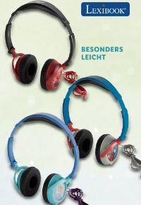 Stereo-Kopfhörer von Lexibook