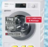 Waschmaschine WDB 330 WPS SpeedCare von Miele
