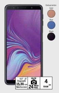 Smartphone Galaxy A7 von Samsung