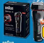 Herrenrasierer Series 5 5030S von Braun