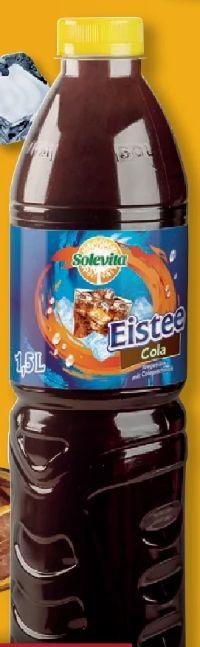 Eistee Cola von Solevita