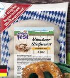 Münchner Weißwurst von Alpenfest