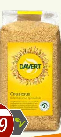 Couscous von Davert
