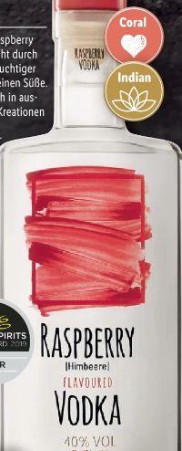 Raspberry flavoured Vodka von Edelbranntweinbrennerei Bimmerle
