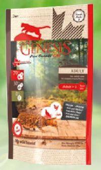 Katzen-Trockenfutter von Genesis Pure Canada