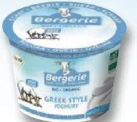 Bio Schafjoghurt Natur von Bergerie
