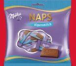 Naps Beutel Alpenmilch von Milka