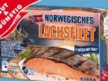 Norwegische Lachsfilets von Gut & Günstig